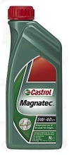 Castrol Magnatec 5W-40 Moottoriöljy 1L