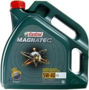 Castrol Magnatec 5W-40 -Moottoriöljy 4L