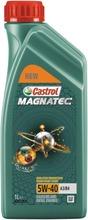 Castrol Magnatec 5W-40 A3/B4 Moottoriöljy 1L