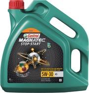 Castrol Magnatec Stop-Sart 5W-30 A5 Moottoriöljy 4L