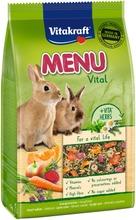 Vitakraft Menu Kanin Perusruoka 3Kg
