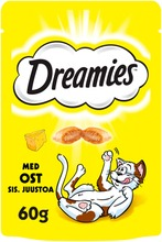 Dreamies Juusto 60G