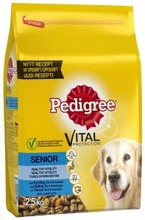 Pedigree Senior Kanaa ...