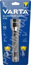 Varta Aluminium Light F20 Taskulamppu