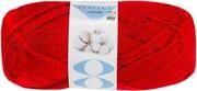 Prym neulelanka Perfect Cotton 100g punainen