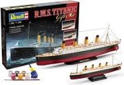 Clementoni Pienoismalli Titanic