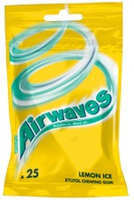 Airwaves 35g Lemon Ice purukumi