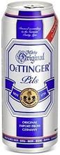 Original Oettinger Pils 4,7% 0,5L Oluttölkki