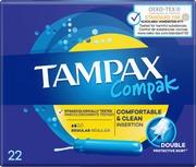 Tampax 22Kpl Compak Re...