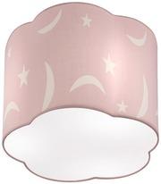 Trio Moony 25 Cm Pastellin Pinkki Plafondi