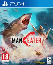 Playstation 4 Maneater