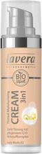 Lavera Trend Sensitiv Tinted Moisturising Cream Sävyttävä Kosteusvoide Q10 30Ml Ivory Nude 02