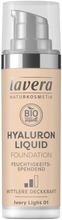 Lavera Hyaluron Liquid Foundation Meikkivoide 30 Ml - Ivory Light 01