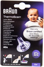 Braun Lf40eula01 Suppilosuojus Korvakuumemittariin 40Kpl