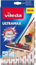 Vileda Ultramax 2In1 Mikrokuituinen Vaihtomoppi