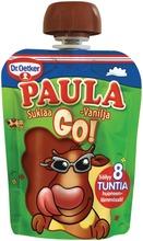 Dr. Oetker Paula Go! 80G Suklaa-Vanilja Vanukas 80 G