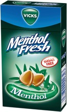 Vicks Menthol Fresh So...