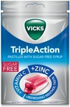 Vicks Triple Action So...