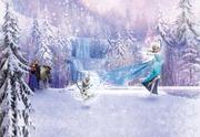 Komar Valokuvatapetti Frozen Forest 8-499, 8-Osainen, 368X254