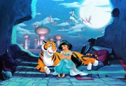 Komar Valokuvatapetti Aladdin 8-4115, 8-Osainen 368X254
