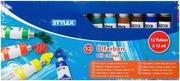 Stylex Öljymaalit 12 Tuubia 12Ml