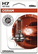 Osram Original H7 12V 55W Polttimo