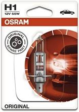 Osram Original H1 12V 55W Polttimo