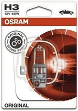 Osram Original H3 12V 55W Polttimo