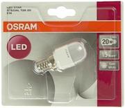 Osram Led-Jääkaappilamppu E14 6500K 200Lm 2,3W