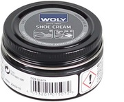 Woly Shoe Cream Musta 50Ml