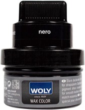 Woly Shoe Cream Plus Kenkävoide Musta 50Ml