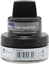 Woly Shoe Cream Plus Kenkävoide Tummanruskea 50Ml