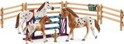 Schleich Horse Club Appaloosa Ja Kilpailusetti