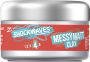 Wella Shockwaves 75Ml Messy Hiusvaha
