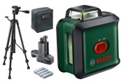 Bosch Linjalaser Universal Level 360   Jalusta Tt150   Pidike Mm3