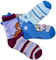 Frozen 2 Lasten Nilkkasukat Frz2-3-3175/2876 3-Pack