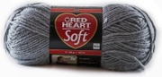 Lanka red heart sof 100g