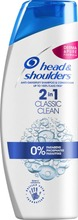 H&S 450Ml Classic Clean 2In1 Shampo