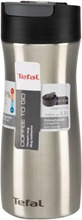 Tefal Coffee To Go termosmuki harmaa 0,3l