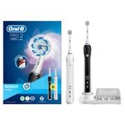 Oral-B Pro2 2900 Sähköhammasharja Tuplarunko