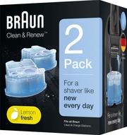 Braun 2Kpl Ccr2 Clean & Renew Puhdistuskasetti