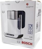 Bosch Twk8611p Styline Vedenkeitin Valkoinen