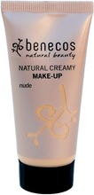 Benecos Natural Creamy Make-Up - Meikkivoide Nude 30Ml