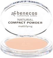 Benecos Natural Compact Powder Fair 9G