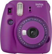 Fujifilm Pikakamera Instax Mini 9 Purple