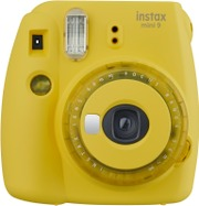 Fujifilm Pikakamera Instax Mini 9 Yellow