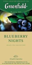 Greenfield Blueberry Nights Mustikkatee