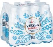 12Xvärska Originaal Luonnon Mineraalivesi, Hiilihapollinen 0,35L Pack Pet