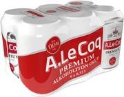 6 x alkoholiton olut 0...