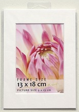 Passepartout kehys 13x18cm valkoinen